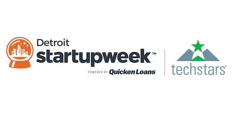 2020 Techstars Startup Week Detroit Community Kickoff & Info Session tickets