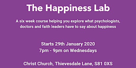 The Happiness Lab Course tickets