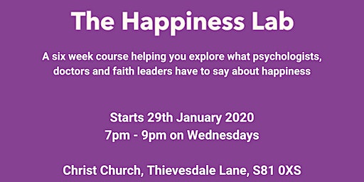 The Happiness Lab Course