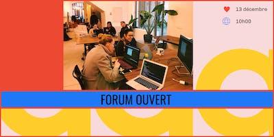 FORUM OUVERT : Découvrir le quotidien d'Ada Tech School