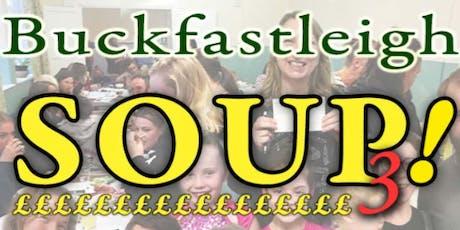 Buckfastleigh SOUP tickets