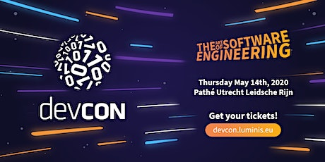 Luminis DevCon 2020 // The Art of Software Engineering tickets