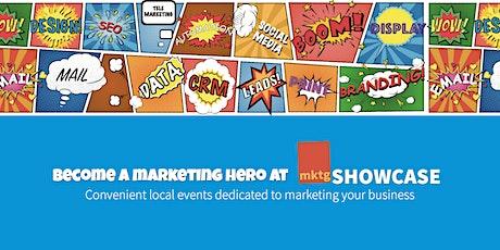 mktgSHOWCASE - The Marketing Solutions Roadshow - Bristol  tickets
