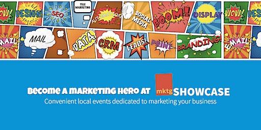 mktgSHOWCASE - The Marketing Solutions Roadshow - Bristol