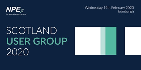 NPEx Scotland User Group tickets