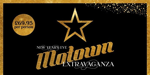 Motown New Years Eve Extravaganza