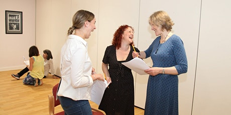 Fun singing and drama for adults in Oxford: taster class tickets
