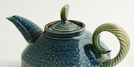 Saturday Workshops - Teapot tickets