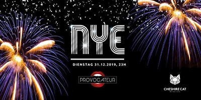 PROVOCATEUR NYE 2020 @ CHESHIRE CAT