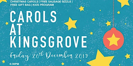 Christmas Carols Kingsgrove gospel chapel tickets