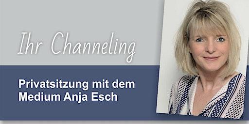 Ihr ganz privates Channeling mit Anja Esch