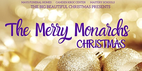A Merry Monarchs Christmas tickets