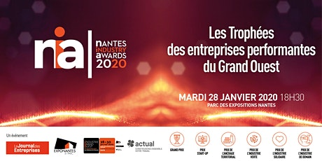 Nantes Industry Awards billets