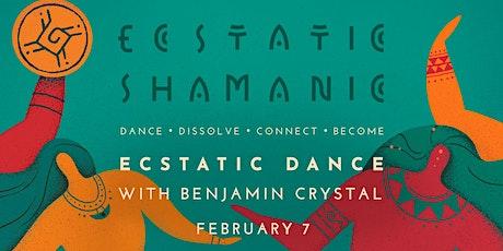 Ecstatic Shamanic - Friday 7th February 2020 tickets