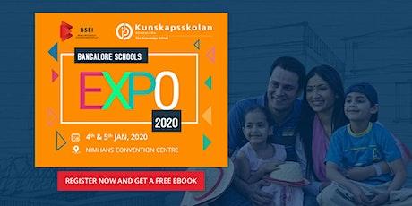 Bangalore Schools Expo 2020 tickets