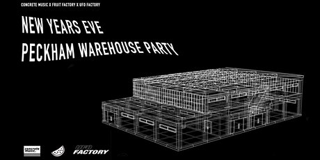 NYE 2019 - Peckham Warehouse Party tickets