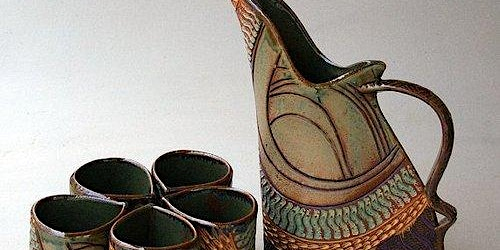 Saturday Workshops - Pitcher and Cups