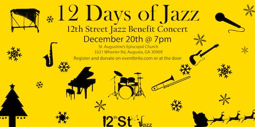 12 Days of Jazz: Benefit Concert
