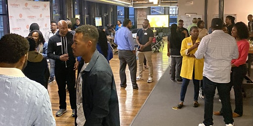 Hacking with the Homies - Downtown Detroit's most diverse tech meetup event