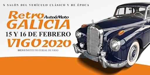 Retro Galicia 2020, salón del vehículo clásico, de época y de colección