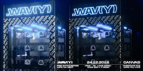 .WAV(Y) [Christmas Eve Special] tickets
