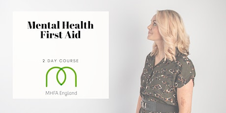 MENTAL HEALTH FIRST AID 2 DAY TRAINING COURSE MANCHESTER tickets