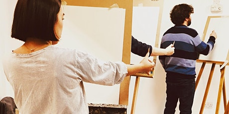 Life drawing in Leeds with Tessa Houghton- 6 week course tickets