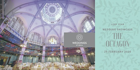 Weddings at Queen Mary Showcase tickets