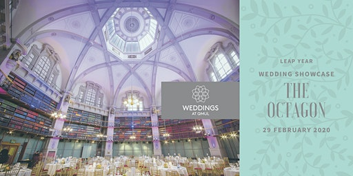 Weddings at Queen Mary Showcase