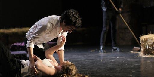 Soirée d'informations théâtre Cours Florent (formation de l'acteur-16/01/2020)