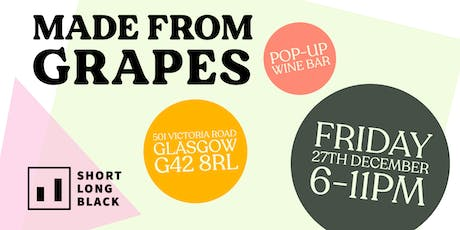 Made From Grapes Pop-Up Wine Bar 02 - from sustainable to natural wines tickets