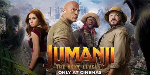 Jumanji: The Next Level (12A)
