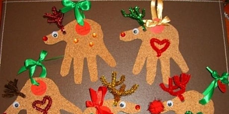 Stroud Library- Christmas Crafternoons tickets