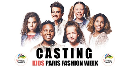 CASTING / KIDS Models + without size criteria tickets
