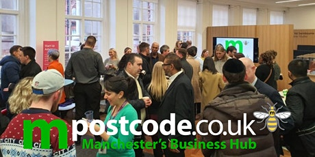 MPostcode's January Open Networking Event. tickets