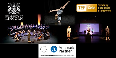 University of Lincoln LSFPA Taster Day 2020: Dance, Drama and Fine Art tickets
