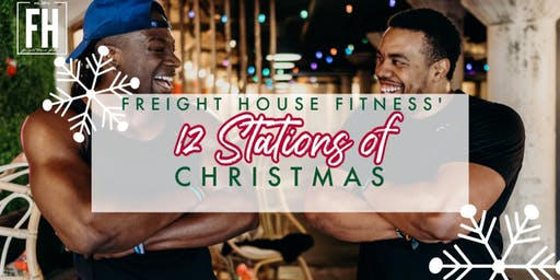 12 Stations Of Christmas