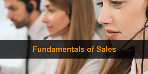 Sales Training Manchester: Fundamentals Of Sales