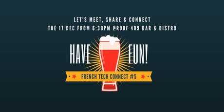 French Tech Connect #5 tickets