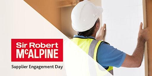 Sir Robert McAlpine Oxford - Supplier Engagement Day