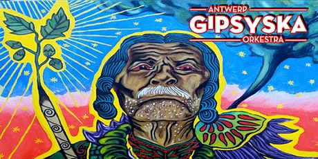Antwerp Gipsy-Ska Orkestra tickets