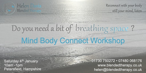 Mind Body Connect Yoga Workshop