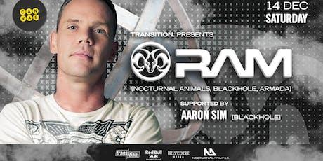 Transition ft RAM tickets