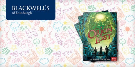 Saturday Storytime: Orion Lost with Alastair Chisholm tickets