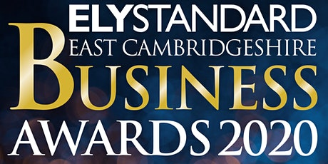 Ely Standard East Cambridgeshire Business Awards - 2020 Launch Event tickets
