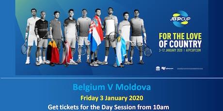 ATP Cup Sydney - deal exclusif UFE tickets