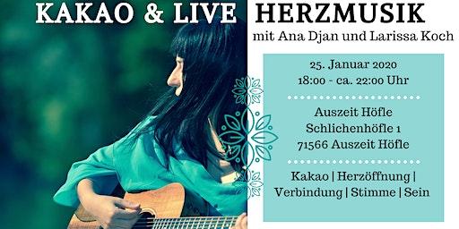 Kakao & Live Herzmusik