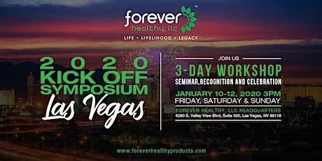 2020 Kick Off Symposium - Las Vegas tickets