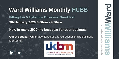 Ward Williams HUBB: Hillingdon & Uxbridge Business Breakfast tickets