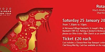 Chinese New Year Banquet with Head Chef Hung-Wai Ng